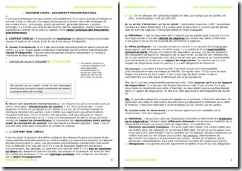 La rédaction des contrats en Suisse : les documents précontractuels