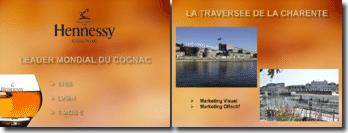 Marketing sensoriel : Hennessy, leader mondial du Cognac