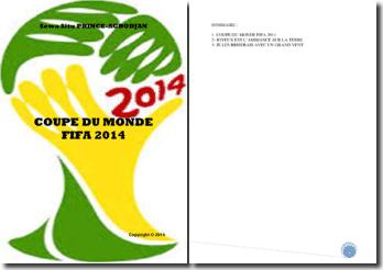 Recueil de poésies : Coupe du monde Fifa 2014