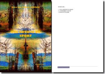 Recueil de poésies : Une artiste du sport