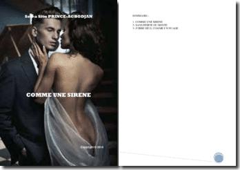 Recueil de poésies : Comme une sirène