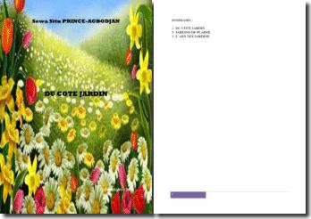 Recueil de poésies: Du côté jardin