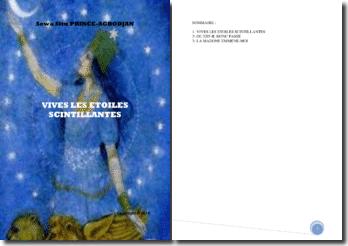Recueil de poésies : Vives les étoiles scintillantes