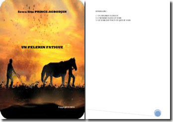Recueil de poésies : Un pèlerin fatigué