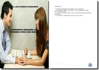 COMMENT SEDUIRE LES FEMMES AVEC DES MOTS