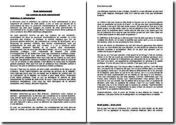 Les contrats de droit administratif suisse