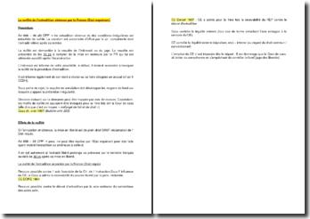 La nullité de l'extradition obtenue par la France (Etat requérant)