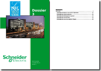 Diagnostic externe en termes de stratégie marketing pour Schneider Electric