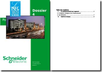 Positionnement et Audit de marque pour Schneider Electric