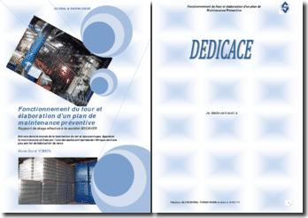 Fonctionnement et élaboration d'un plan de maintenance préventive d'un haut fourneau