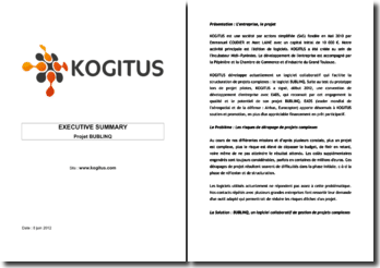 BUBLINQ, un logiciel collaboratif de gestion de projets complexes