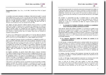 Commentaire d'arrêt de la Chambre commerciale de la Cour de cassation du 9 avril 1996 : la société en participation