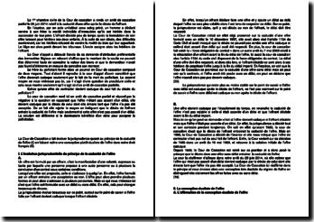 Commentaire d'arrêt de la Première Chambre civile de la Cour de cassation du 25 juin 2014 : la caducité d'une offre après le décès de l'offrant