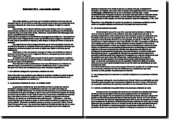 Commentaire d'arrêt de la Troisième Chambre civile de la Cour de cassation du 12 juin 2013 : la promesse unilatérale de vente
