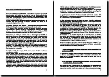 Commentaire d'arrêt de la Chambre commerciale de la Cour de cassation du 14 novembre 2006 : l'organe compétent pour décider de la rémunération du gérant d'une SARL
