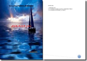 Recueil de poésies : Dernier cri