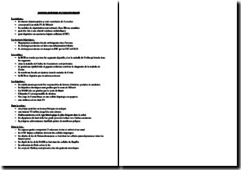 Anatomo-pathologie de l'appareil digestif : la cirrhose, les tumeurs hépatiques, les colites, les hépatites, le colon, le foie