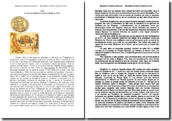 La mort de Néciphore devant les Bulgares (811)
