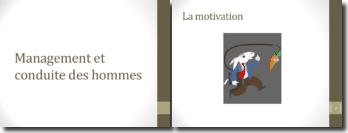 Management et conduite des hommes : La motivation