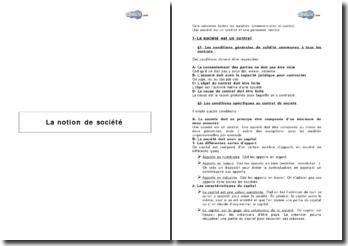 La notion de société (2003)