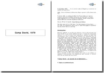 Camp David (1979)
