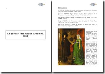 Le portrait des époux Arnolfini (1434)