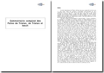 Les Folies de Tristan, de Tristan et Iseult