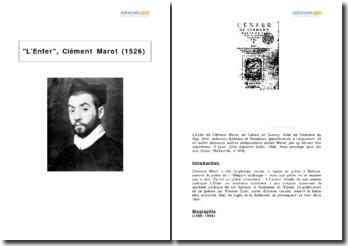 L'Enfer, Clément Marot (1526)