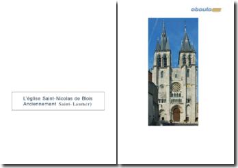 L'église Saint-Nicolas de Blois, un élément du patrimoine