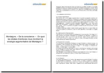 Les Essais, livre III, chapitre 5 - Montaigne