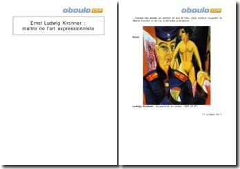 Ernst Ludwig Kirchner : un maître de l'art expressionniste