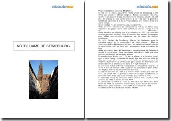 Notre-Dame de Strasbourg