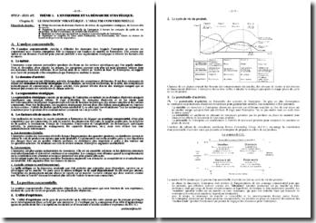 Le diagnostic stratégique : l'analyse concurrentielle