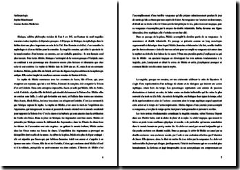 Sénéque, Médée, Analyse de la dernière scène