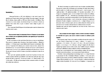 Boris Vian, Le Déserteur