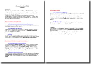 Montaigne, Essais (III, 2), Du repentir