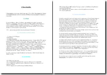 L'Encyclopédie : présentation et origine du projet