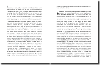 Dissertation explicative sur « Les Misérables » de Victor Hugo