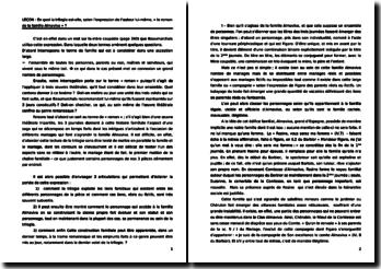 Beaumarchais, Le Roman de la famille Almaviva