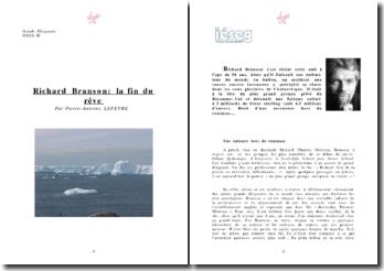 Biographie de Richard Branson