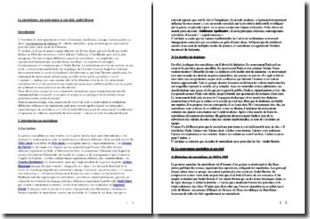 Un mouvement et son chef : le surréalisme et André Breton