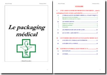 Le packaging médical