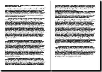 Analyse comparative entre « Le premier cri » de Constantin Brancusi et la « Sculpture méta mécanique automobile » de Jean Tinguely