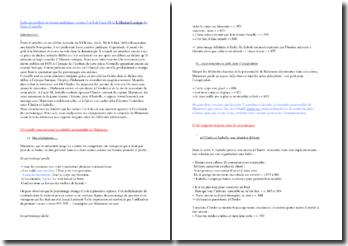 Corneille, L'illusion Comique, Acte III scènes 7 et 8