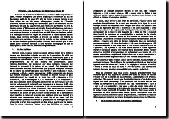 Les Aventures de Télémaque, de Fénelon (livre 5)