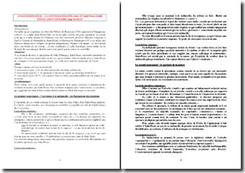 Rousseau, La Nouvelle Héloïse, Lettre 23