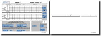 Exemple de feuille de relevés de contrôles