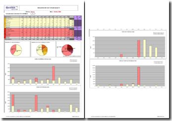 Exemple d'indicateur de CNQ