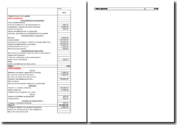Bilan comptable, bilan fonctionnel et bilan financier