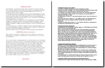 Biographie de La Bruyère et analyse de Arrias